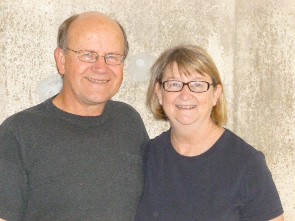 Wes & Brenda Dyck
