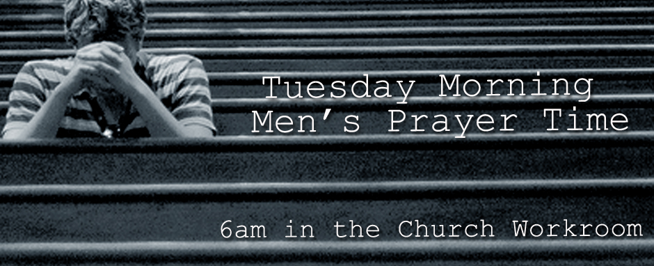 Men's Prayer Time copy