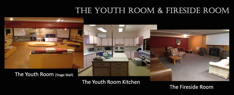 The Youth & Fireside Room copy