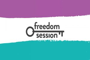 Freedom Session Banner For Website