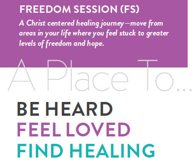 Freedom Session Information For Website